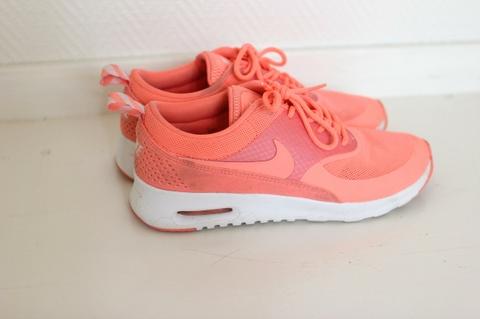 peachfersken Max Air Bloppis Nike Thea shrdtCQ
