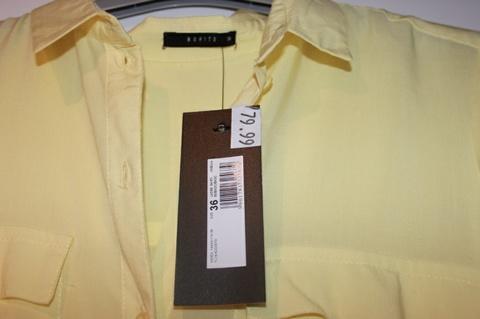 46a4aabd Gul skjorte / bluse! - Bloppis