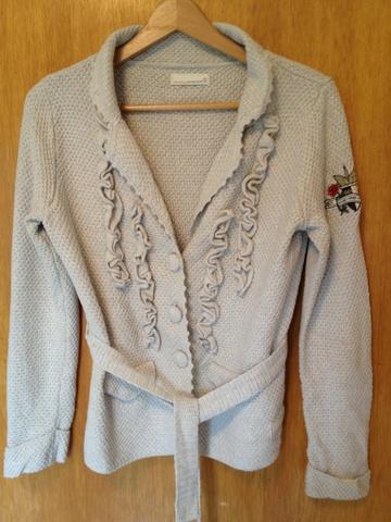 Odd Molly heklet jakke i blazer fasong