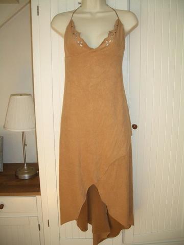 semsket kjole
