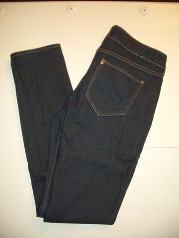 NY PRIS!!! Mørkeblå jeans fra H&M (Str. 30 tommer) - Bloppis