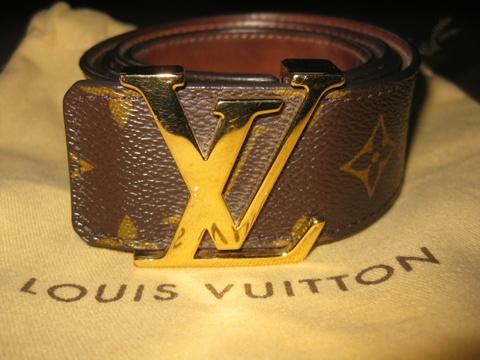Veldig Louis Vuitton belte - Bloppis FS-77