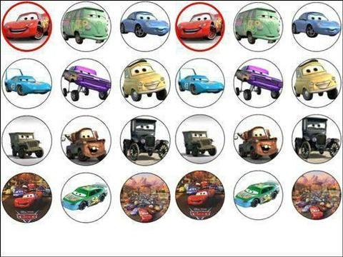 Disney Cars Cake Toppers Australia