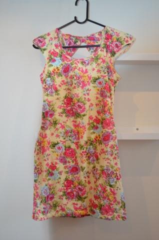 e9f10097 Blomstrete kjole fra Paprika - Bloppis