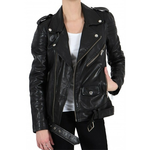 e03782cb BLK DNM Leather Jacket 8 - Bloppis
