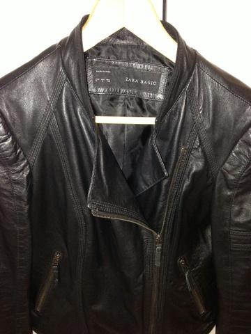 1f78592f Bloppis NY Zara fra pris Skinnjakke IwxCazn