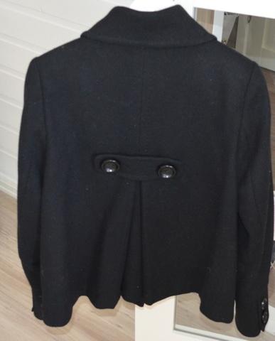 00815719 Oasis ull jakke / kåpe, kort modell. 36 - Bloppis