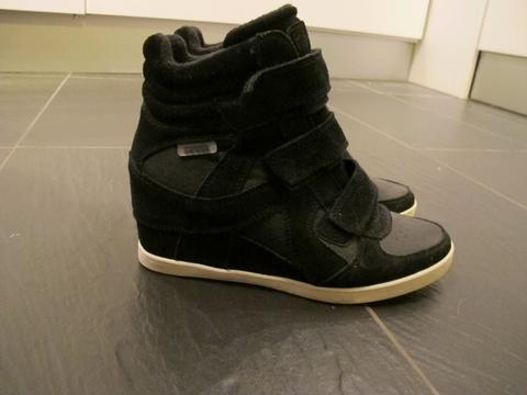 Bloppis Wedge sneakers fra Roots Wedge fra sneakers 41wZ8Oq