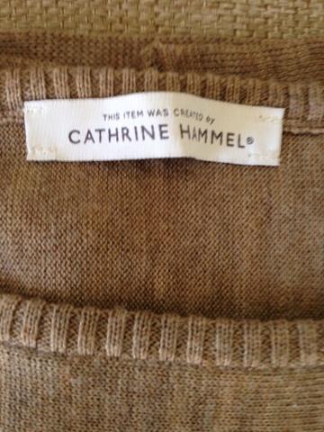 Cathrine Hammel genser Bloppis