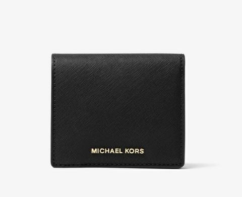 99eae9da Michael Kors jet set travel carryall card case wallet, som NY! Kun brukt  ved en anledning! - Bloppis