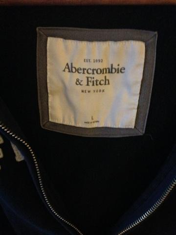 Jakke fra Abercrombie & Fitch Bloppis