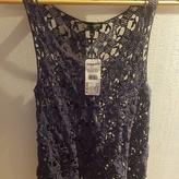 Ann Tote Veske Shoppingbag i mørk blå Arv Design
