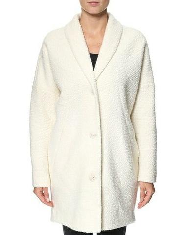 e4dfe3ff Yumi vanilla Modström kåpe (teddy coat) - Bloppis